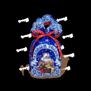 Новогодняя упаковка мешочек «Волшебный Свиток»