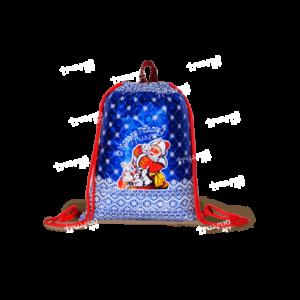 Рюкзачок из лессированного текстиля «Зайцы»