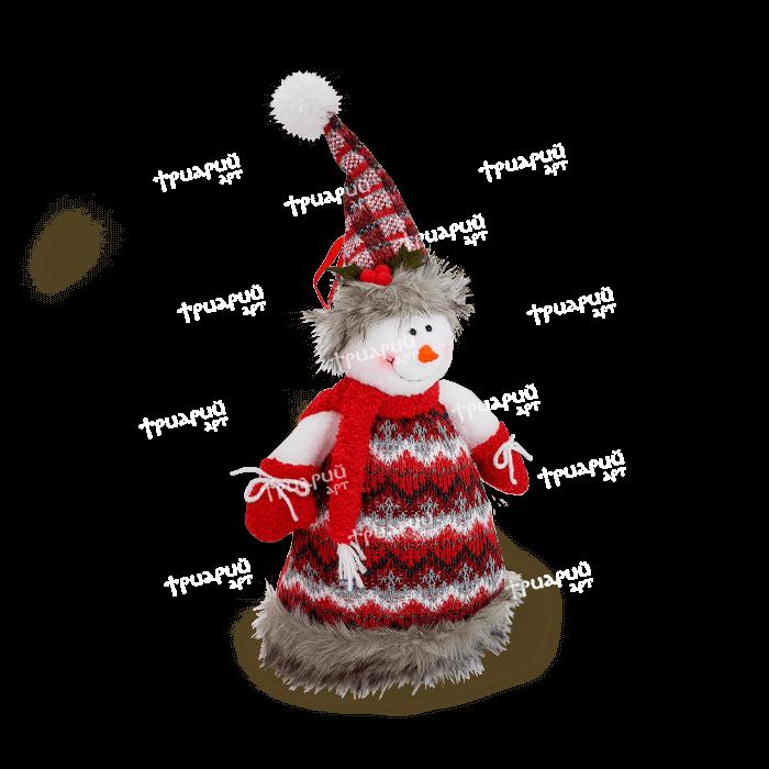 Мягкая игрушка «Снежок» - Большой