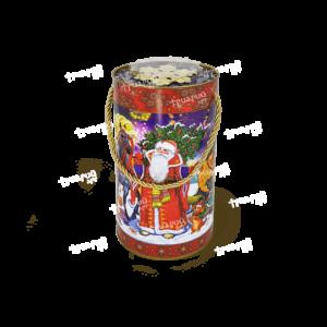 Новогодняя упаковка туба «Фейерверк»