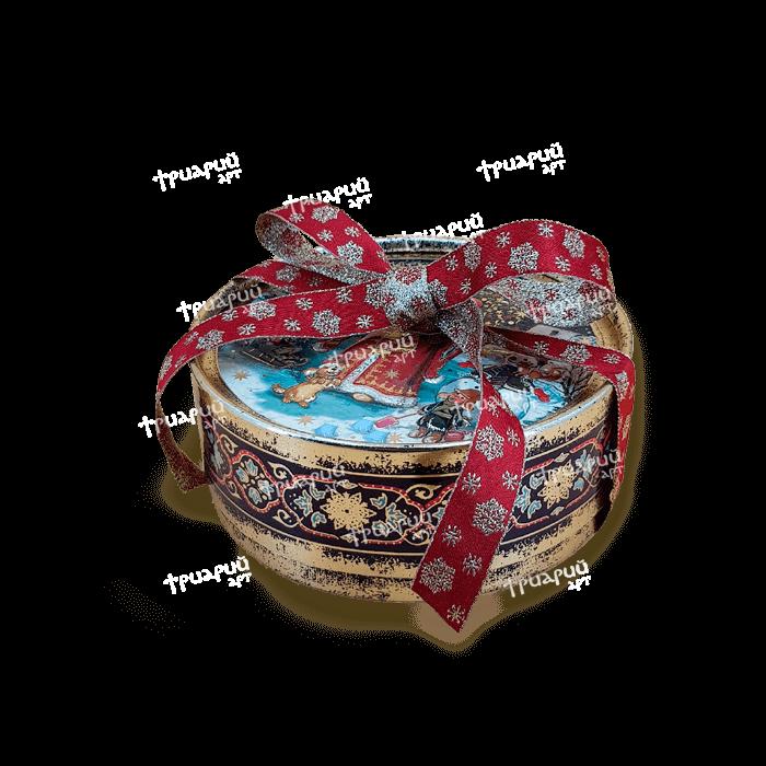 Новогодняя упаковка туба «С Ёлочкой»