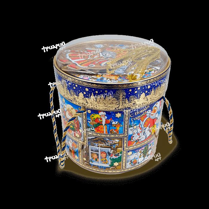 Новогодняя упаковка туба «Новогоднее Настроение» Большая