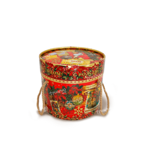 Новогодняя упаковка туба «Лично в руки» Средняя
