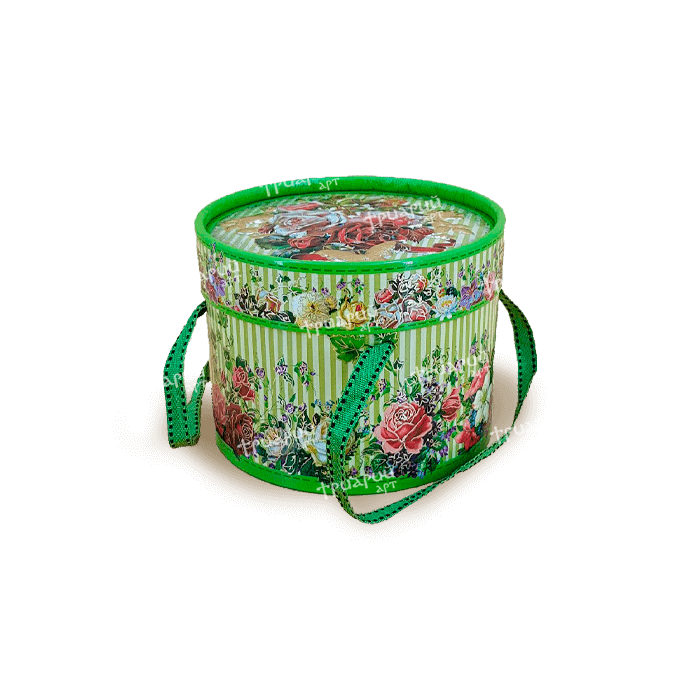 Упаковка для презентов туба «Золотой Век» Маленькая