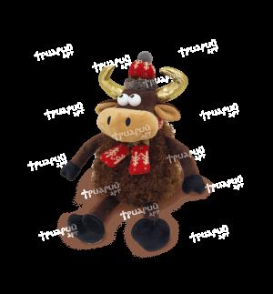 Мягкая игрушка - упаковка «Бычок малый «Антошка»