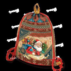 Рюкзачок из лессированного текстиля «Дарите Счастье!»