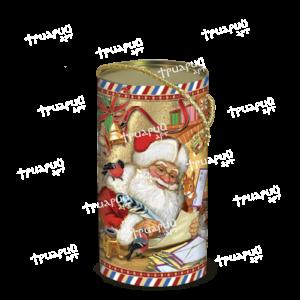Новогодняя туба «Почта Деда Мороза»