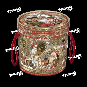 Новогодняя упаковка туба «Поверь в Чудеса»